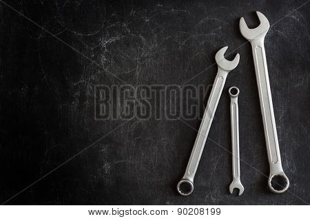 Set of 3 Wrenches