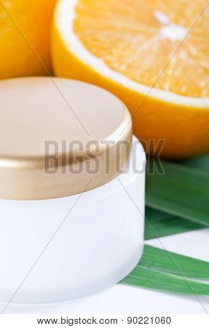 Fruit Organic Nutrition Facial Cream