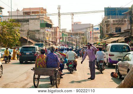 Phnom Penh Congestion