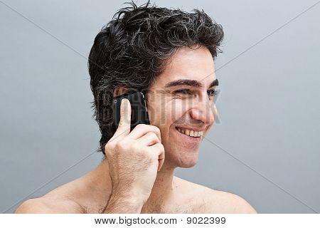 Pleasant Phone Conversation