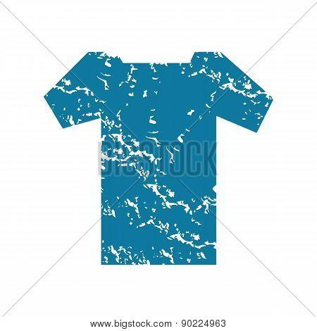 T-Shirt grunge icon