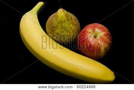 Banana Apple Pear