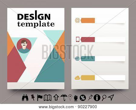 Vector Infographic Brochure