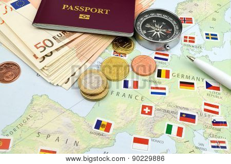 Euro Travel Cash