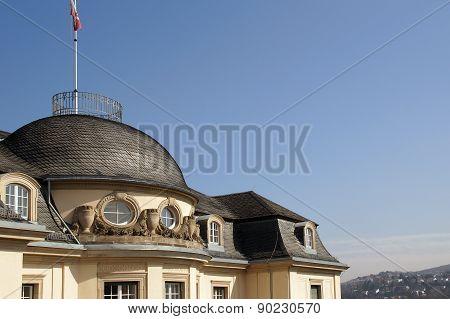 Historical Nobility Palace