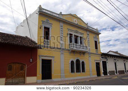 House in Granada, Nicaragua