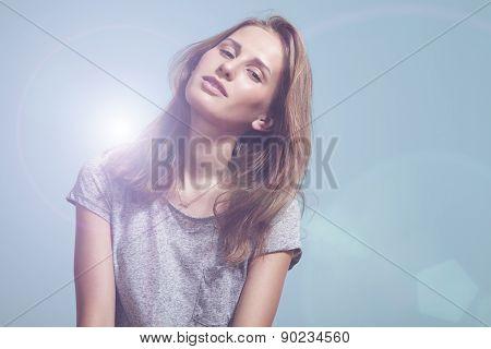 Beauty Young Girl