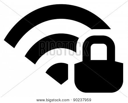 Closed WiFi icon