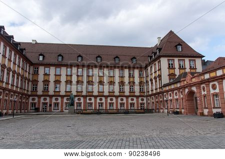 The Old Palace Of Bayreuth, Germany, 2015