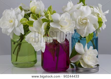 Bouquet Of Gardenias