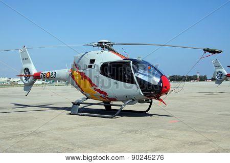 Eurocopter EC120 Colibri.