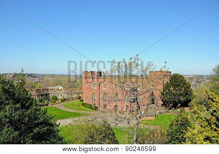 Shrewsbury Castle.