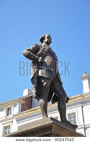 Clive of India, Shrewsbury.