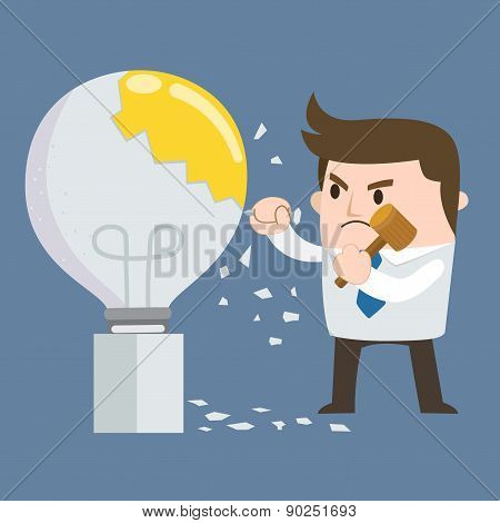 Hammer bulb