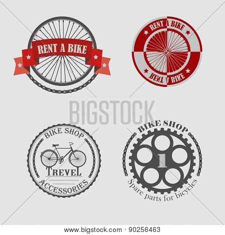 sale and rental of bicycles for travel