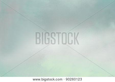 Green gray watercolor