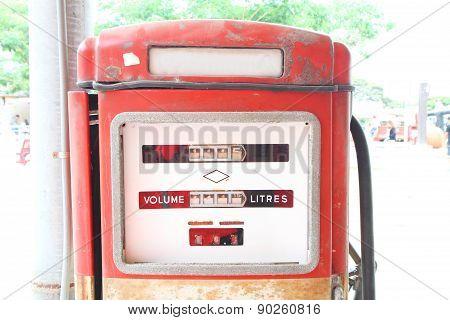 vintage Fuel nozzle