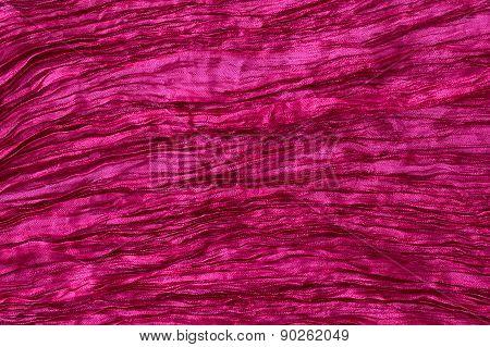 Fine violet silk