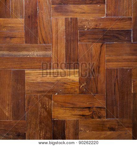Parquet Wood Flooring Texture Background