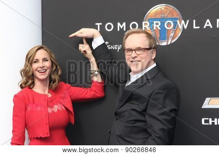 LOS ANGELES - MAY 9:  Brad Bird at the