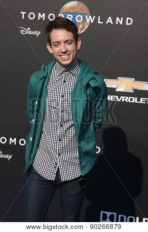 LOS ANGELES - MAY 9:  Kevin McHale at the