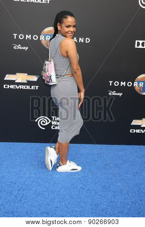 LOS ANGELES - MAY 9:  Christina Milian at the