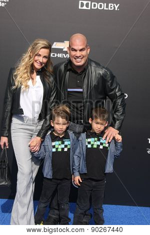 LOS ANGELES - MAY 9:  Tito Ortiz at the