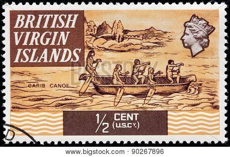 Carib Canoe
