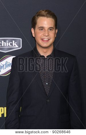 LOS ANGELES - MAY 9:  Ben Platt at the