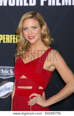 LOS ANGELES - MAY 9:  Brittany Snow at the