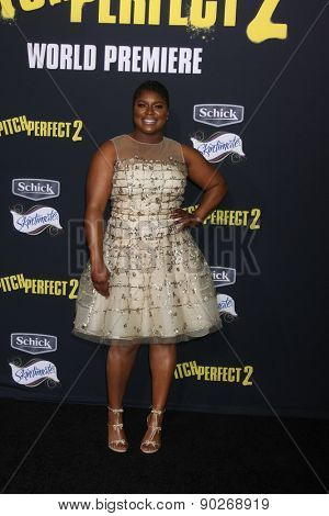 LOS ANGELES - MAY 9:  Ester Dean at the