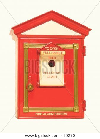 Fire Alarm Box 2