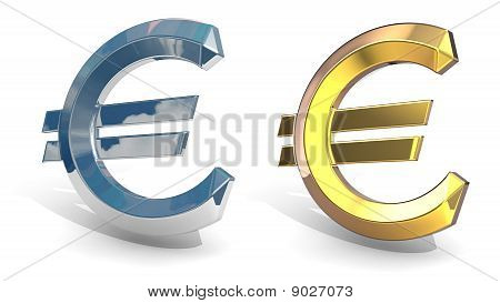 Euro Chrome And Gold