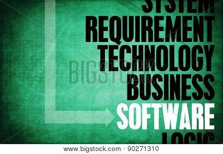 Software Core Principles as a Concept Abstract