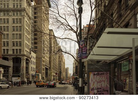 New York City, 5th Avenue