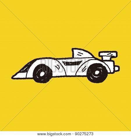 Racing Doodle