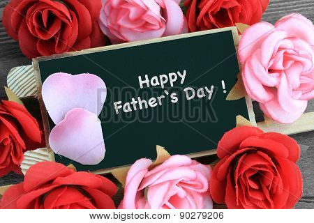 message of Happy Father's Day