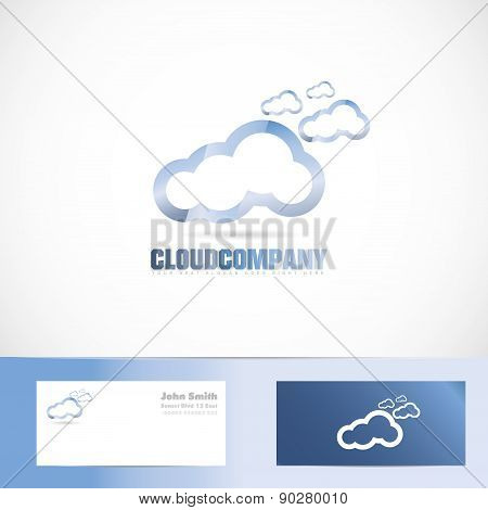 Cloud Company Logo