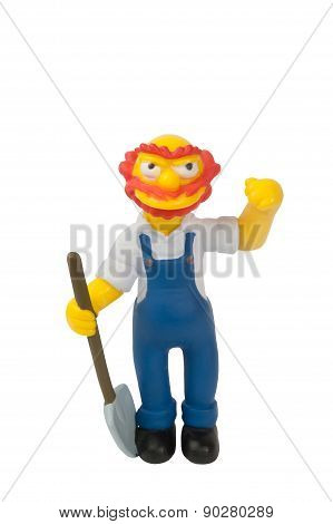 Groundskeeper Willie Figurine