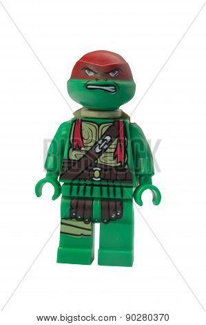 Raphael Custom Lego Minifigure