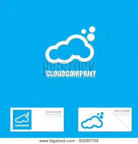 White Cloud Logo