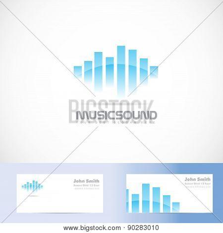 Music Sound Volume Logo