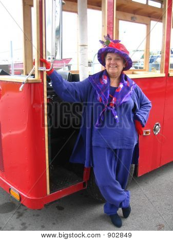 Red Hat Society Outing