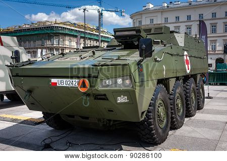 Armored Ambulance ROSOMAK