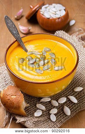 Pumpkin Soup - Puree