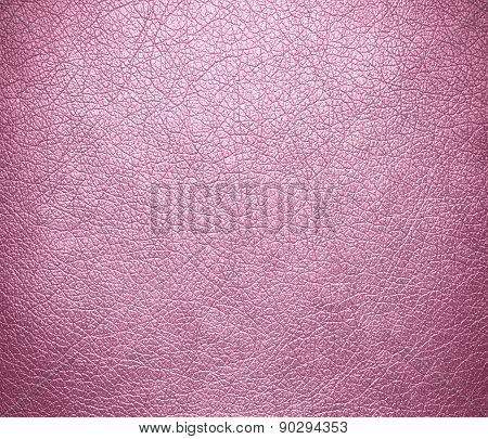 Cotton candy color leather texture background