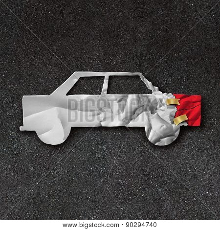 Car Repair Symbol
