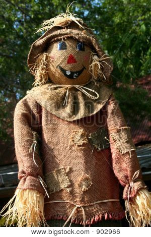 Toothy Scarecrow