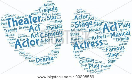 Two Faces Of Theater