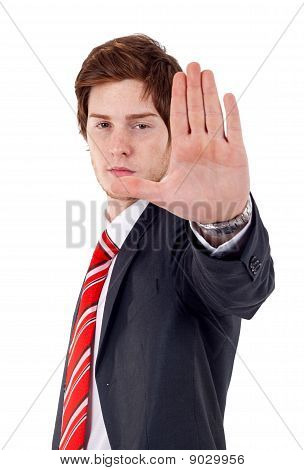 Say Stop!